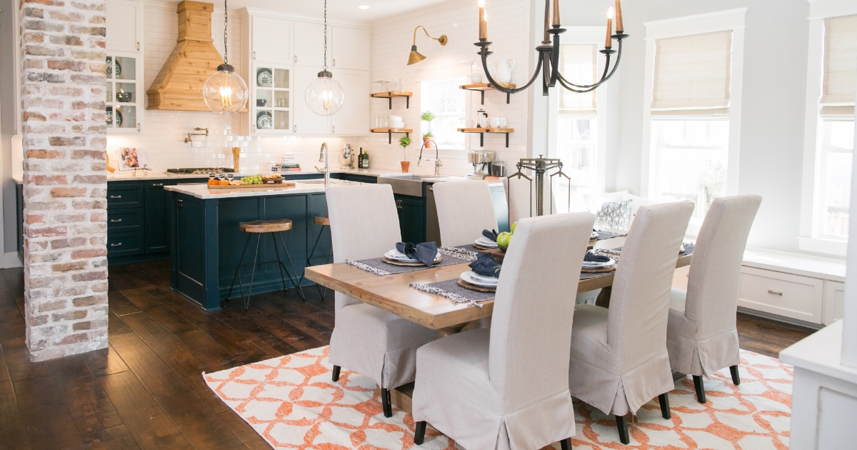 Quiz: Which Fixer Upper Dream Kitchen Best Suits Your Personality?   HGTV  Arabia